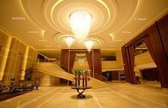 Lobby Wyndham Grand Plaza Royale Furongguo Changsha