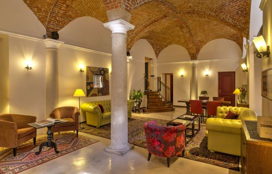 Hotelhalle Camperio House Suites & Apartments