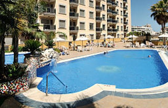 Exterior view Mediterraneo Real Apartments
