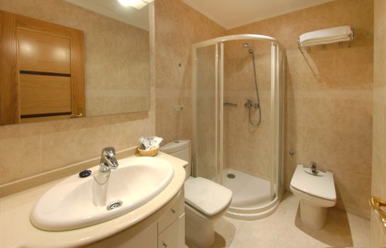Bathroom Mediterraneo Real Apartments