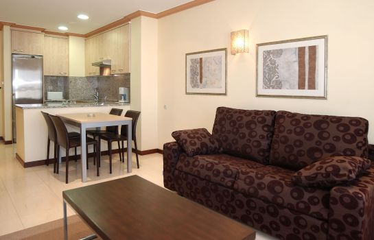 Single room (standard) Mediterraneo Real Apartments