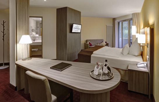 Double room (superior) Cup Vitalis Parkhotel