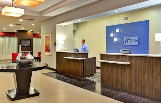 Hotelhalle Holiday Inn Express LOS ANGELES - LAX AIRPORT