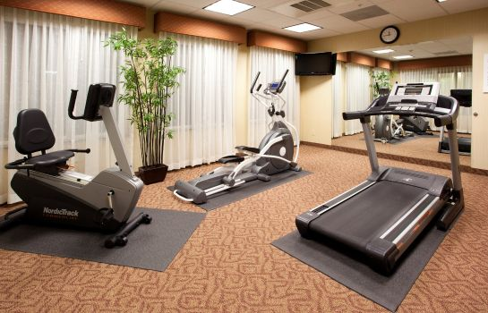 Hall de l'hôtel Holiday Inn Express & Suites FRESNO SOUTH