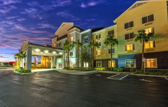 Außenansicht Fairfield Inn & Suites Naples