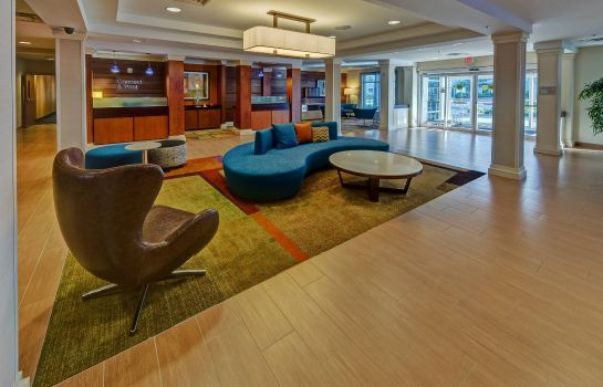 Hotelhalle Fairfield Inn & Suites Naples