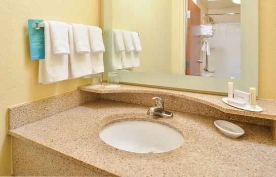 Suite SpringHill Suites Baton Rouge North/Airport