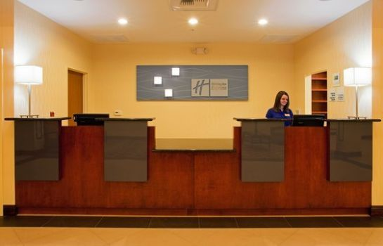 Hotelhalle Holiday Inn Express & Suites PALM BAY
