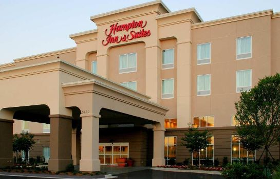 Exterior view Hampton Inn - Suites Atlanta Arpt West-Camp Creek Pkwy GA