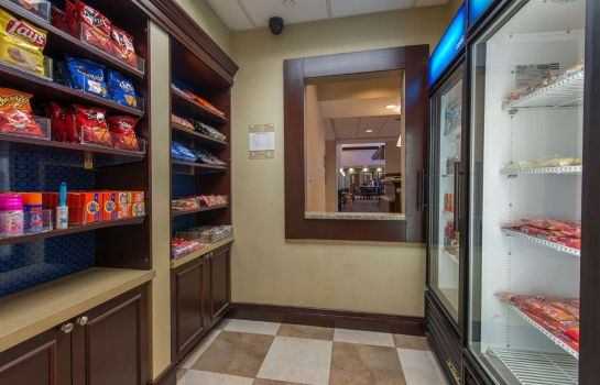 Restaurant Hampton Inn - Suites Atlanta Arpt West-Camp Creek Pkwy GA