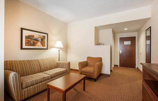 Camera Comfort Inn & Suites Atoka-Millington