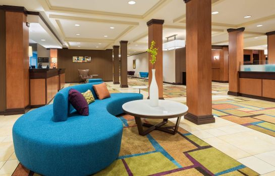Hotelhalle Fairfield Inn & Suites Augusta Fort Gordon Area