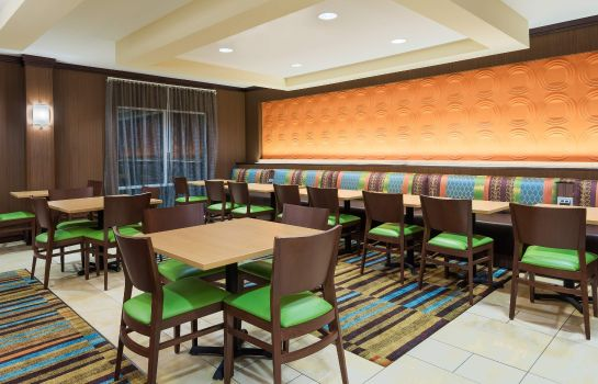 Restaurant Fairfield Inn & Suites Augusta Fort Gordon Area