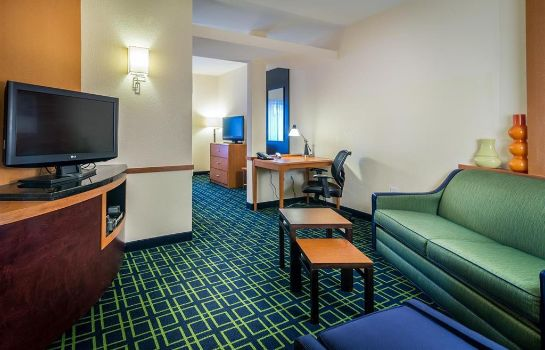 Suite Fairfield Inn & Suites Augusta Fort Gordon Area