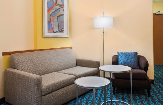 Zimmer Fairfield Inn & Suites Augusta Fort Gordon Area