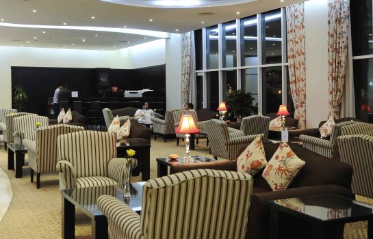 Bar del hotel Mercure Value Riyadh Hotel