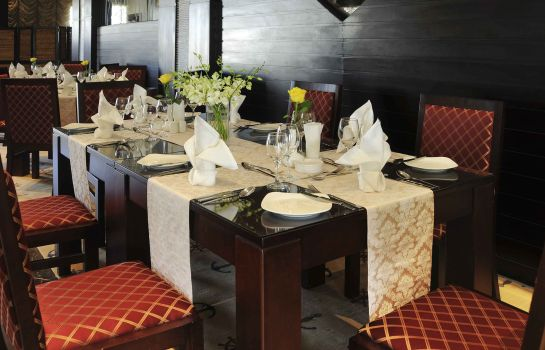 Restaurante Mercure Value Riyadh Hotel