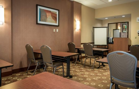 Sala konferencyjna SpringHill Suites Birmingham Downtown at UAB