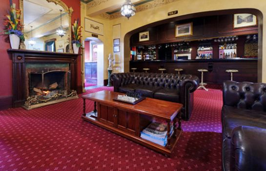 Hotel bar Quality Hotel Colonial  Launceston