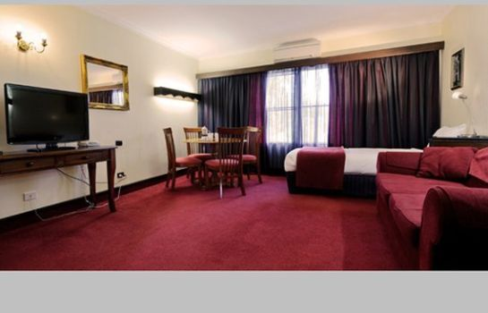Room Quality Hotel Colonial  Launceston