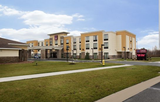 Vista exterior Comfort Suites Cicero - Syracuse North