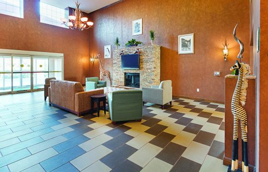 Lobby La Quinta Inn Ste Glen Rose