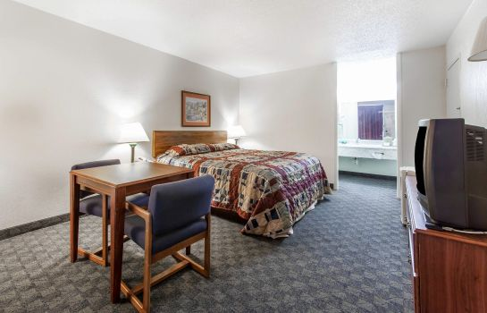 Chambre TRAVELODGE HARRIMAN