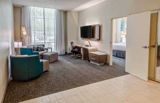 Suite Courtyard Dulles Airport Herndon