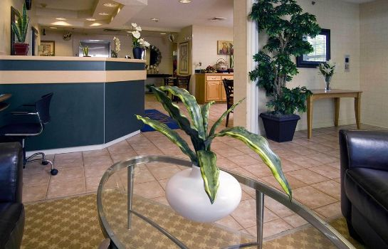 Empfang Jacksonville Plaza Hotel & Suites Airport