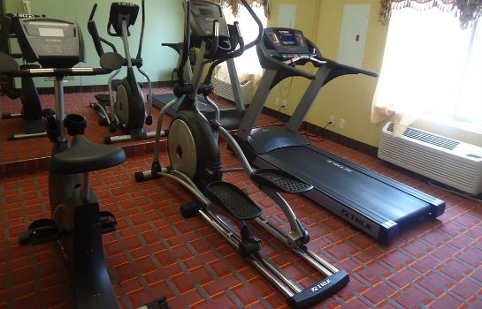 Instalaciones deportivas Town House Extended Stay Hotel Downtown