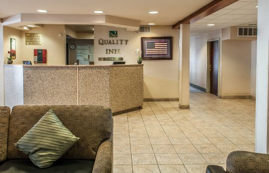 Hotelhalle Quality Inn Farmington