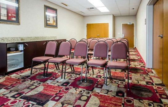 Conference room Comfort Inn Louisville