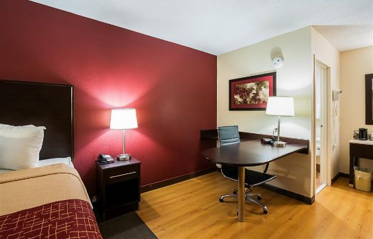 Chambre Red Roof  PLUS Huntsville-Madison