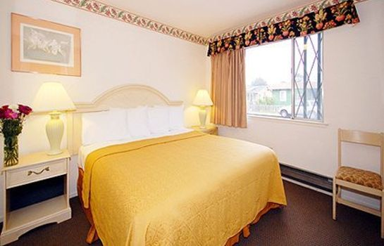 Suite Quality Inn Monterey