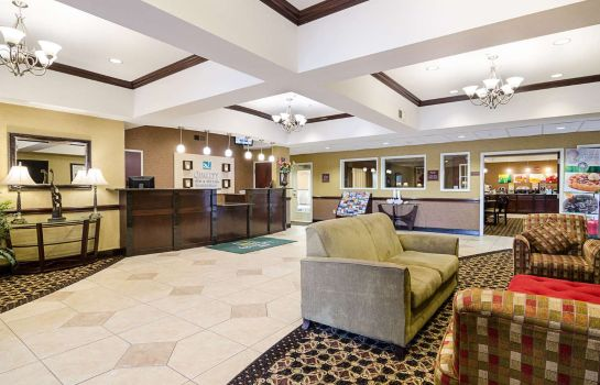 Hol hotelowy Holiday Inn Express & Suites OLATHE SOUTH