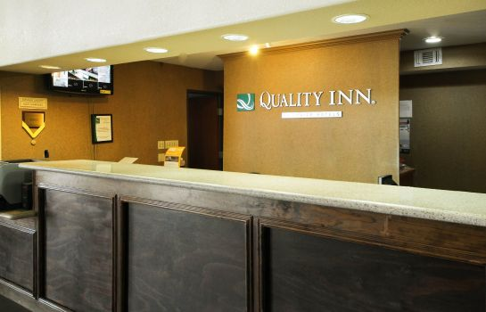 Hotelhal Quality Inn Pharr