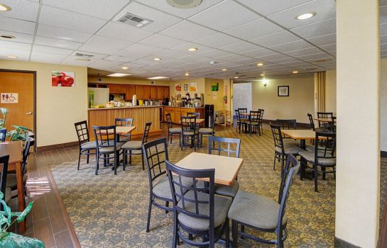 Restaurant Quality Inn Pharr
