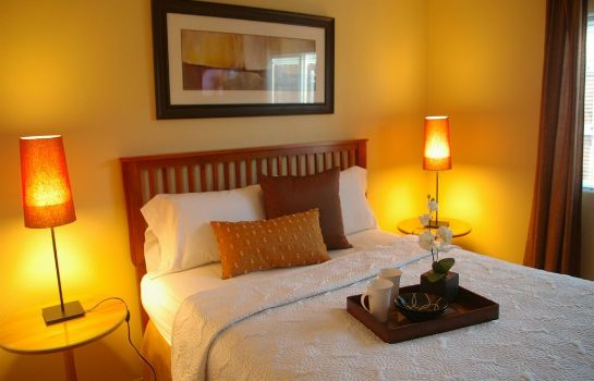 chambre standard Arden Acres Executive Suites and Cottages