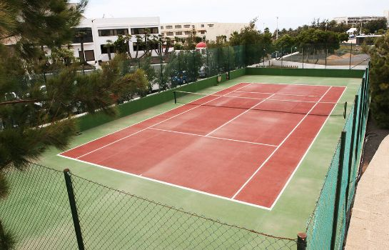 Court de tennis Hotel Club Siroco - Solo Adultos