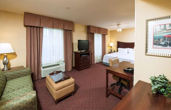 Zimmer Homewood Suites by Hilton Portland