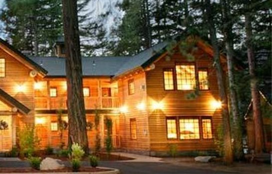 Vista exterior LODGE AT SUTTLE LAKE