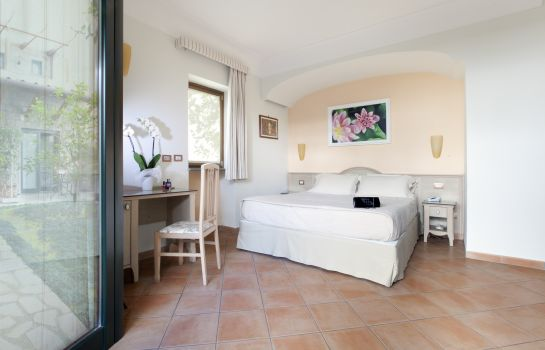 Double room (standard) Villa Angiolina Guesthouse Relais