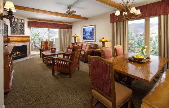 Zimmer Sheraton Lakeside Terrace Villas at Mountain Vista Avon Vail Valley