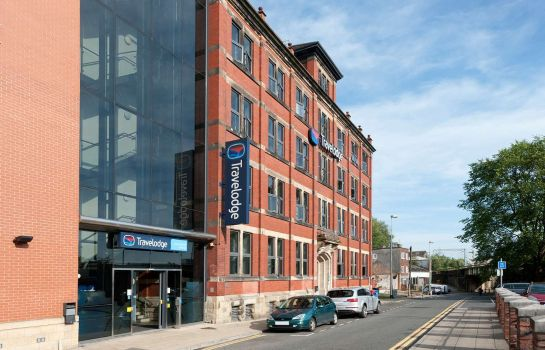 Exterior view TRAVELODGE MACCLESFIELD CENTRAL