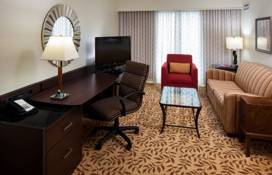 Suite Houston Marriott Energy Corridor