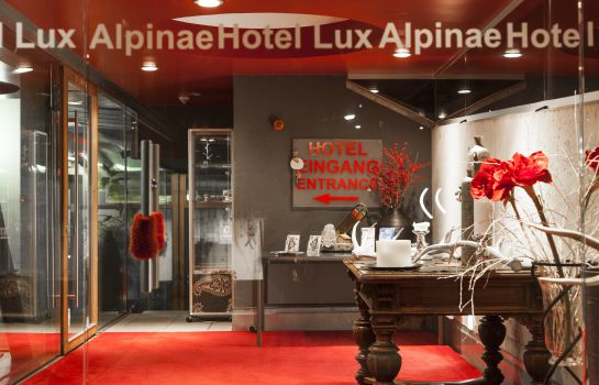 Reception Lux Alpinae
