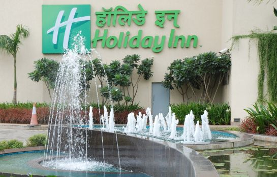 Buitenaanzicht Holiday Inn MUMBAI INTERNATIONAL AIRPORT