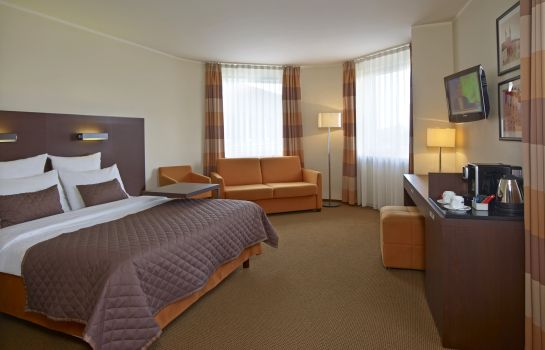 Junior suite Hotel Mercure Warszawa Airport