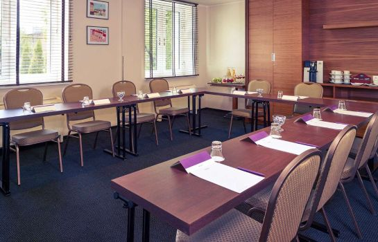 Conference room Hotel Mercure Warszawa Airport