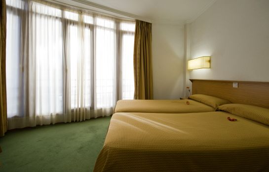 Triple room Hotel Madrisol